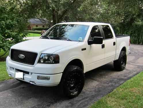 Forum Post automotive 2004 Ford F 150 SuperCrew 4X4