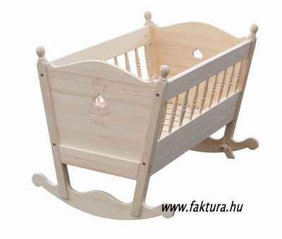 #Crafts: Baby cradle