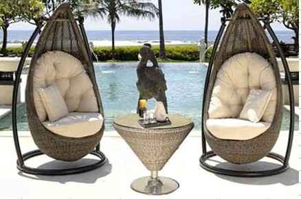 Modern And Leisure Rattan Outdoor Furniture