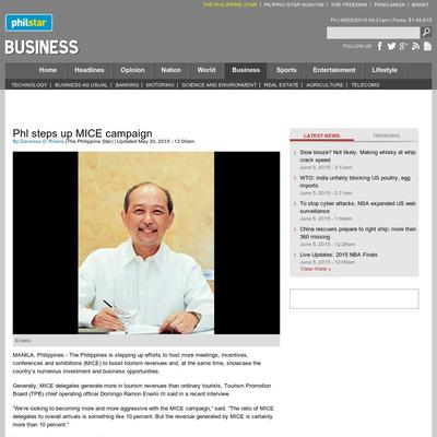 philippine mice Mice industry news, your taste of mice in a free daily worldwide newsletter.