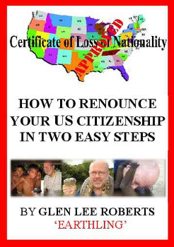 How to Renounce Your U.S. Citizenship in Two Easy Steps