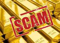 Will You Fall For A Gold Scam?