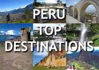 Top Tourist Attractions in Peru