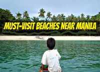 Nice and Affordable Beaches Near Manila
