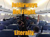 JetAirways Want Their Passengers to Melt Away