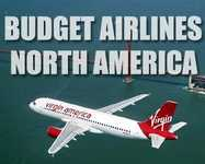 Best Budget Airlines - North America