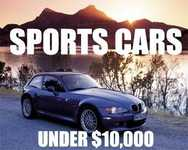 Best Pre-Owned Sports Cars Under $10,000 USD