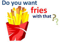 Food: Who has better fries?
