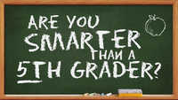 Psychology: Are you smarter than a fifth grader?