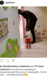 Tee Billz Takes Jamil To School On His First Day