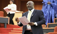 Ahmadu Bello University reacts to Dino Melaye certificate controversy